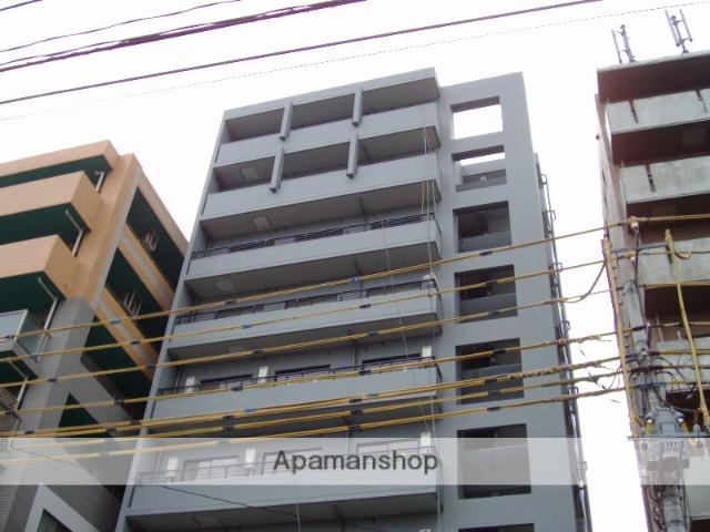 神奈川県川崎市中原区、新丸子駅徒歩5分の築13年 10階建の賃貸マンション