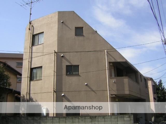 神奈川県川崎市中原区、平間駅徒歩12分の築28年 3階建の賃貸マンション