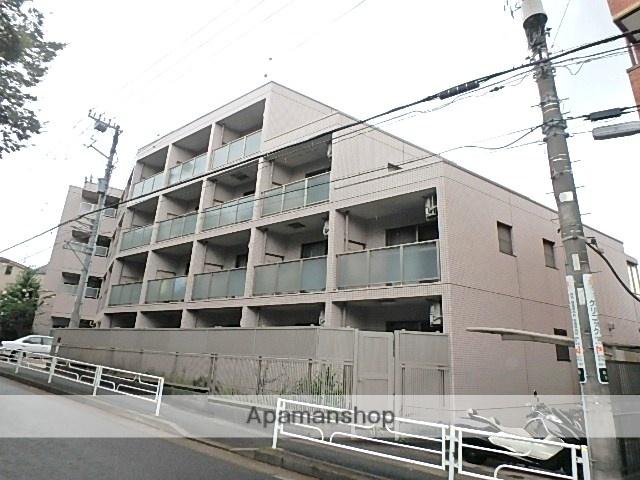 神奈川県川崎市中原区、武蔵中原駅徒歩15分の築13年 4階建の賃貸マンション
