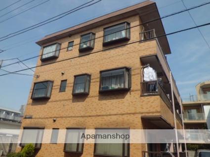 神奈川県川崎市中原区、武蔵小杉駅徒歩14分の築29年 3階建の賃貸マンション