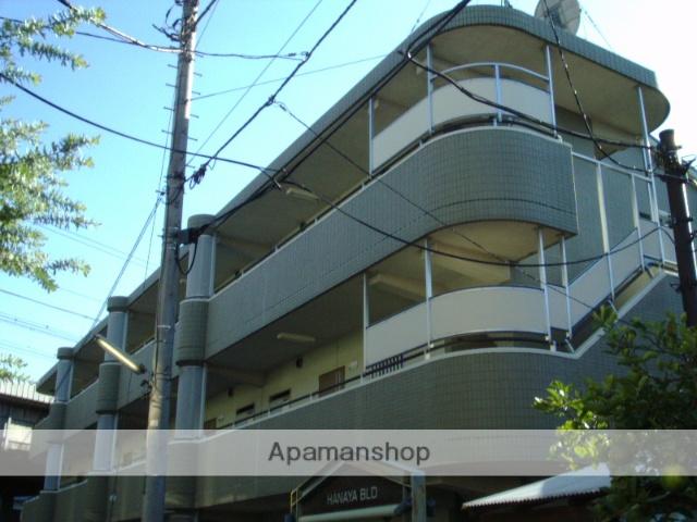 神奈川県川崎市中原区、平間駅徒歩14分の築25年 3階建の賃貸マンション