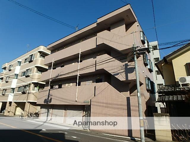 神奈川県川崎市中原区、平間駅徒歩14分の築25年 4階建の賃貸マンション