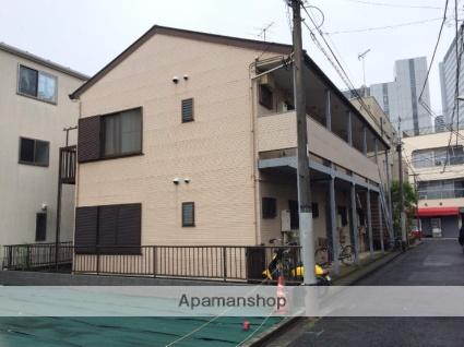 神奈川県川崎市中原区、平間駅徒歩16分の築23年 2階建の賃貸アパート