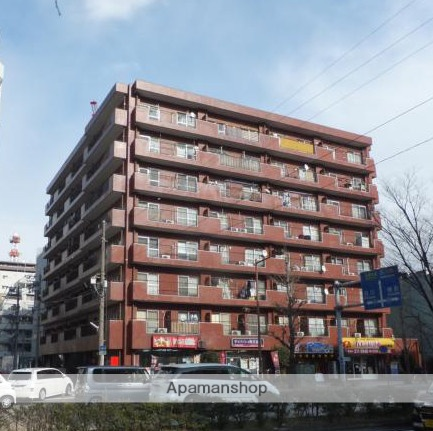 神奈川県川崎市川崎区、川崎駅徒歩13分の築36年 8階建の賃貸マンション