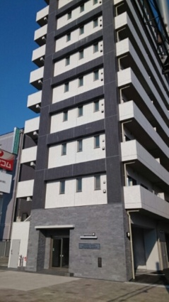 GRANDEPASSO横浜鶴見[1K/28.32m2]の外観1