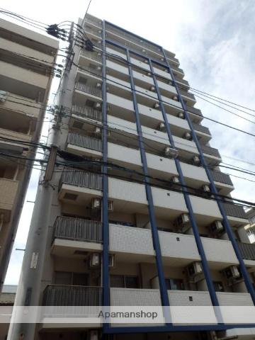 神奈川県川崎市川崎区、八丁畷駅徒歩4分の築10年 12階建の賃貸マンション