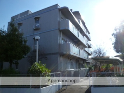 神奈川県川崎市中原区、武蔵小杉駅徒歩19分の築23年 5階建の賃貸マンション