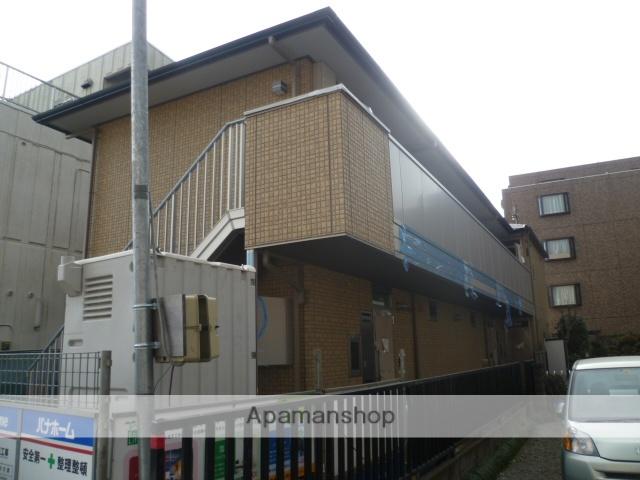 神奈川県川崎市幸区、鹿島田駅徒歩11分の築5年 2階建の賃貸アパート