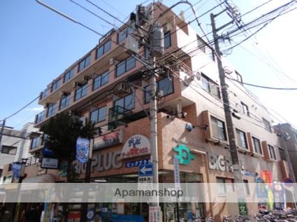 神奈川県川崎市中原区、鹿島田駅徒歩16分の築25年 6階建の賃貸マンション