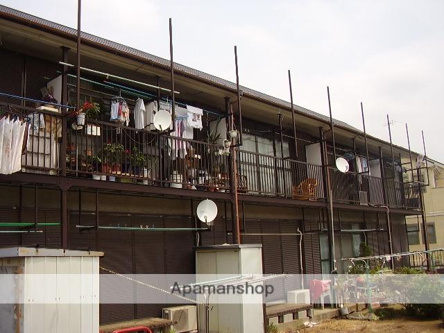 神奈川県川崎市中原区、平間駅徒歩14分の築34年 2階建の賃貸アパート