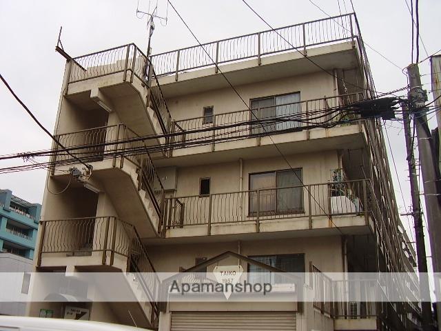 神奈川県川崎市中原区、向河原駅徒歩4分の築25年 4階建の賃貸マンション