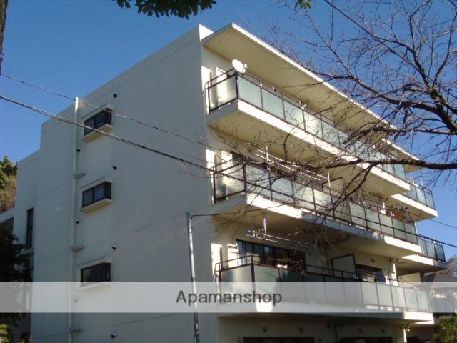 神奈川県川崎市幸区、矢向駅徒歩24分の築31年 4階建の賃貸マンション