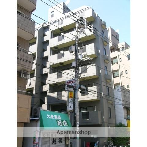 神奈川県川崎市川崎区、川崎新町駅徒歩14分の築18年 7階建の賃貸マンション