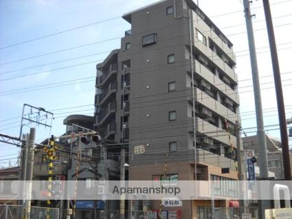 神奈川県川崎市中原区、向河原駅徒歩1分の築13年 8階建の賃貸マンション