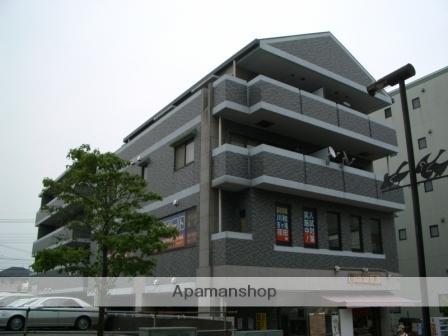神奈川県横浜市都筑区、中川駅徒歩1分の築20年 4階建の賃貸マンション
