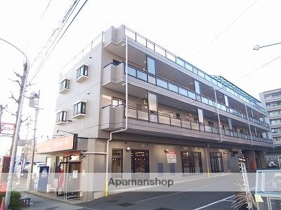 神奈川県横浜市青葉区、江田駅徒歩11分の築21年 4階建の賃貸マンション