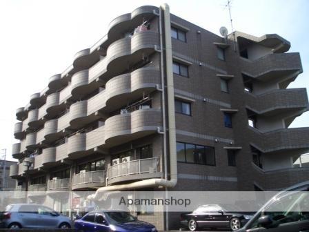 神奈川県横浜市都筑区、江田駅徒歩18分の築22年 5階建の賃貸マンション