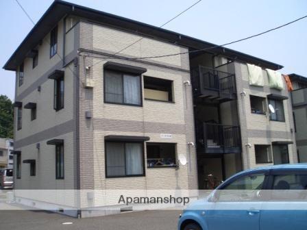 神奈川県横浜市青葉区、江田駅徒歩10分の築16年 3階建の賃貸アパート