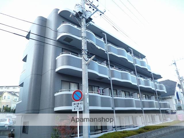 神奈川県横浜市青葉区、江田駅徒歩16分の築20年 4階建の賃貸マンション