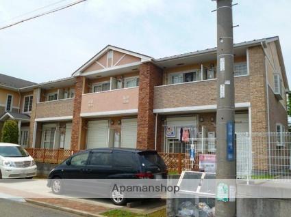 神奈川県横浜市青葉区、江田駅徒歩5分の築16年 2階建の賃貸アパート