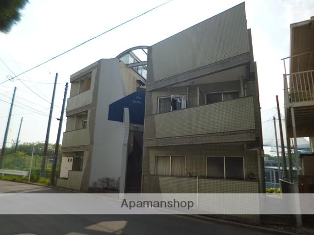 神奈川県横浜市青葉区、鷺沼駅徒歩18分の築28年 3階建の賃貸マンション