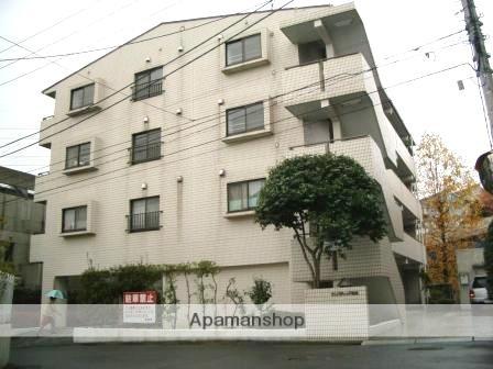 神奈川県横浜市都筑区、江田駅徒歩11分の築28年 4階建の賃貸マンション