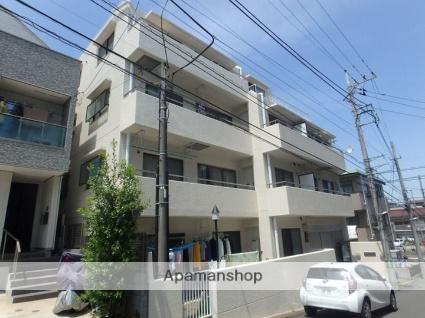 神奈川県川崎市宮前区、宮崎台駅徒歩8分の築35年 4階建の賃貸マンション