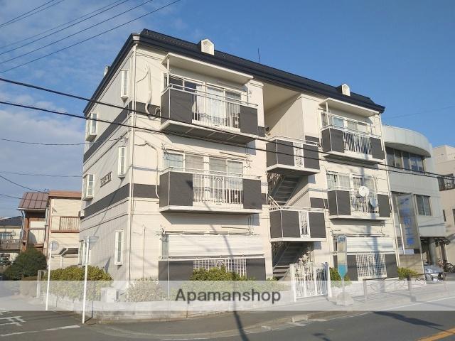 神奈川県川崎市宮前区、宮崎台駅徒歩17分の築29年 3階建の賃貸マンション