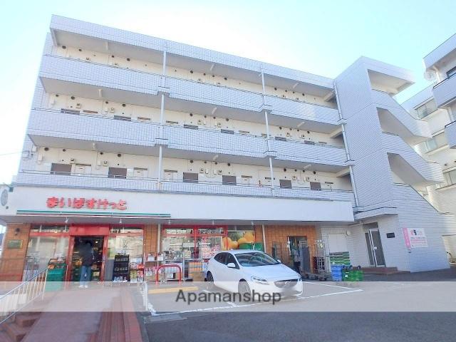 神奈川県川崎市宮前区、宮前平駅徒歩16分の築29年 4階建の賃貸マンション
