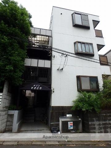 神奈川県川崎市宮前区、梶が谷駅徒歩24分の築24年 3階建の賃貸マンション