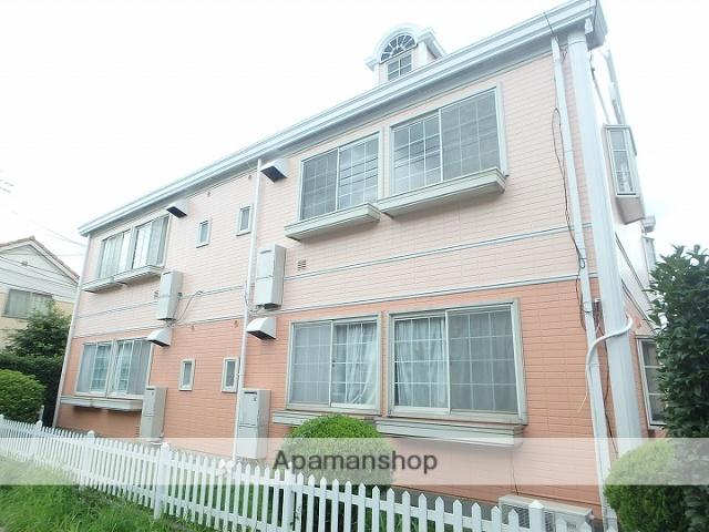 神奈川県川崎市宮前区、宮前平駅徒歩25分の築25年 2階建の賃貸アパート