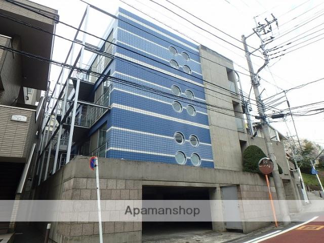 神奈川県川崎市宮前区、鷺沼駅徒歩13分の築28年 4階建の賃貸マンション