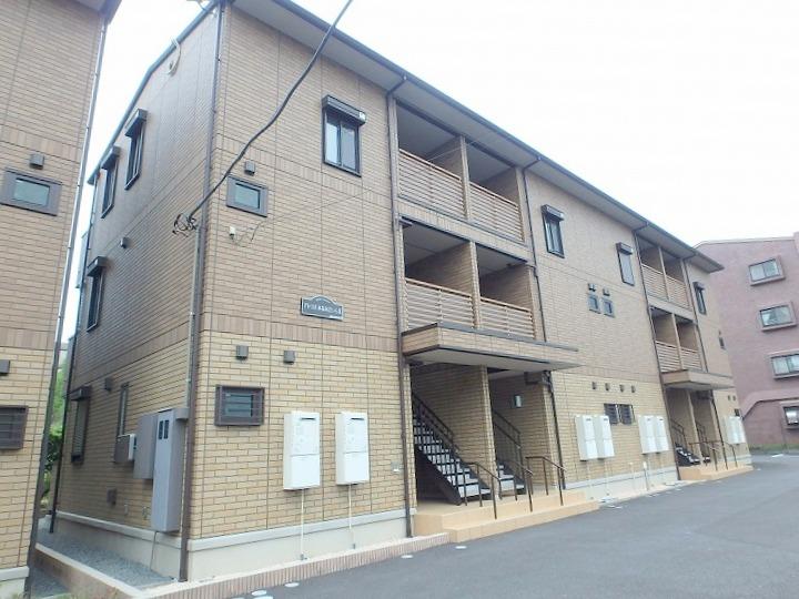 神奈川県川崎市宮前区、溝の口駅バス15分南平下車後徒歩3分の築3年 3階建の賃貸アパート