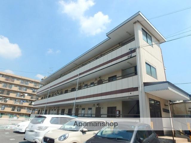 神奈川県川崎市宮前区、宮前平駅徒歩19分の築28年 3階建の賃貸マンション