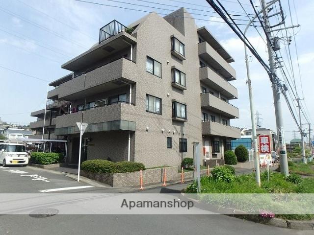 神奈川県川崎市宮前区、梶が谷駅徒歩18分の築24年 5階建の賃貸マンション