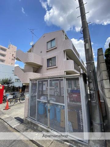 神奈川県川崎市宮前区、梶が谷駅徒歩23分の築27年 3階建の賃貸マンション