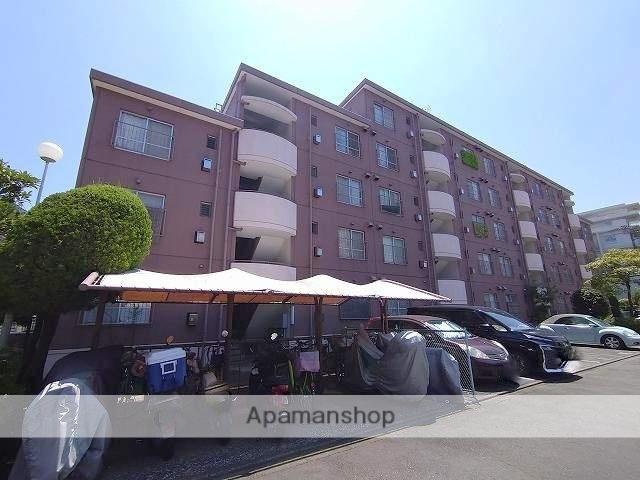 神奈川県川崎市宮前区、宮崎台駅徒歩6分の築34年 5階建の賃貸マンション