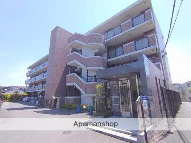 神奈川県川崎市宮前区、宮崎台駅徒歩9分の築4年 4階建の賃貸マンション
