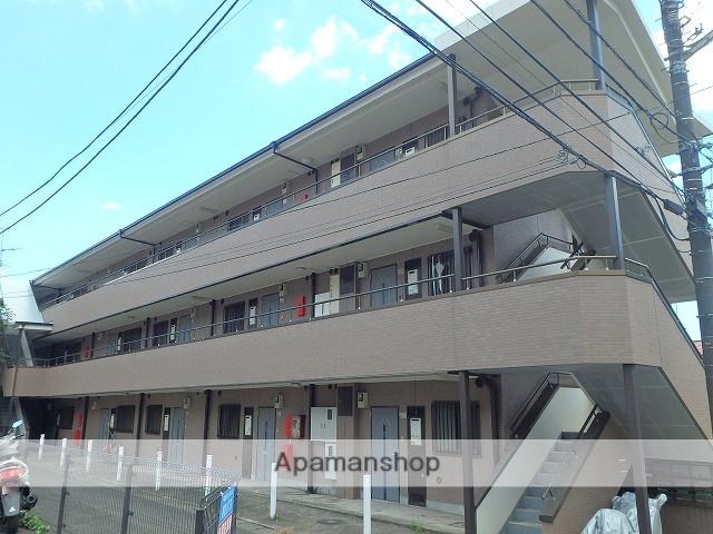 神奈川県川崎市宮前区、梶が谷駅徒歩19分の築23年 3階建の賃貸マンション