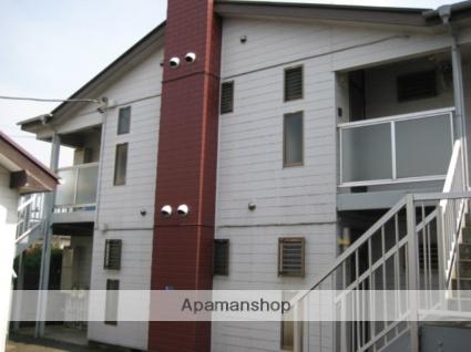 神奈川県川崎市宮前区、宮崎台駅徒歩25分の築28年 2階建の賃貸アパート