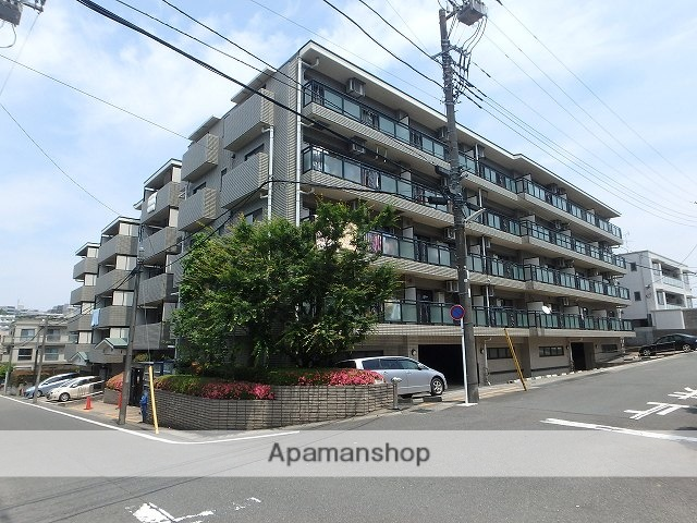 神奈川県川崎市宮前区、宮崎台駅徒歩12分の築19年 5階建の賃貸マンション