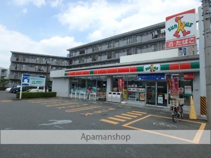 神奈川県川崎市高津区、溝の口駅徒歩18分の築27年 5階建の賃貸マンション