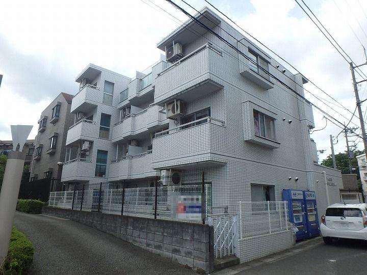 神奈川県川崎市宮前区、宮崎台駅徒歩6分の築27年 4階建の賃貸マンション