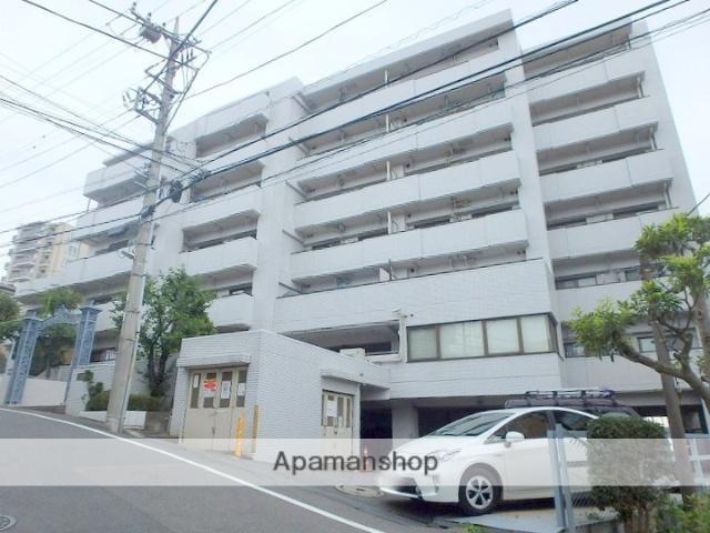 神奈川県川崎市宮前区、鷺沼駅徒歩6分の築28年 7階建の賃貸マンション