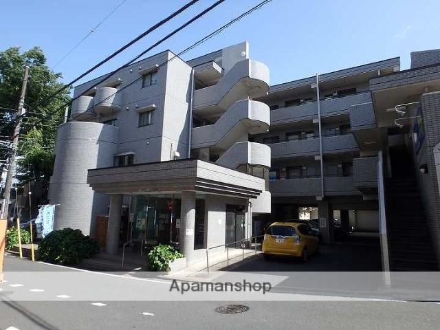 神奈川県横浜市青葉区、たまプラーザ駅徒歩3分の築29年 5階建の賃貸マンション