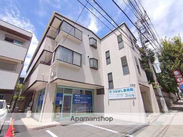 神奈川県川崎市宮前区、宮前平駅徒歩15分の築27年 3階建の賃貸マンション
