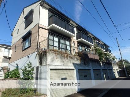 神奈川県川崎市宮前区、鷺沼駅徒歩5分の築19年 2階建の賃貸アパート