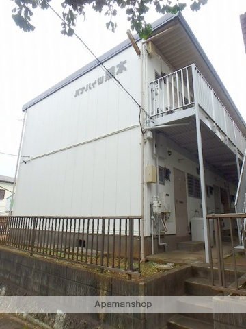 神奈川県川崎市宮前区、宮前平駅徒歩17分の築35年 2階建の賃貸アパート