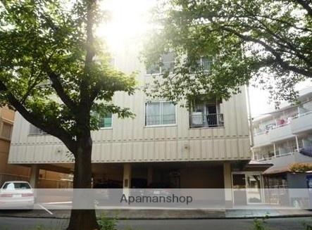 神奈川県横浜市青葉区、たまプラーザ駅徒歩15分の築31年 3階建の賃貸マンション