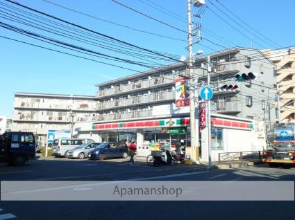 神奈川県川崎市高津区、溝の口駅徒歩18分の築28年 5階建の賃貸マンション